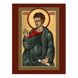 St- Thomasgebets-Karte Postkarte