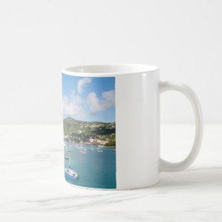 St- Thomasinsel Kaffeetasse