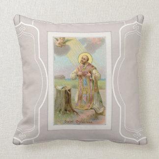 St. Valentinsgruß-Bischofs-Engels-Axt Kissen