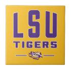 Staat 4 LSU Tiger-  Louisiana Fliese
