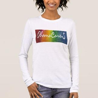 Staat Ihre Meinung Langarm T-Shirt