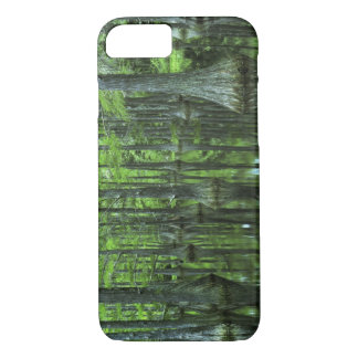 Staatlicher Wald USA, Florida, Apalachicola, kahl iPhone 8/7 Hülle