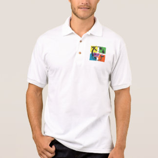 STAATS-MOTTO HAWAII GEOCACHER POLOSHIRT