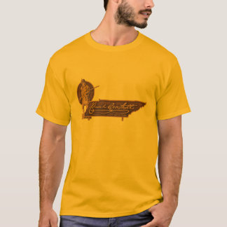 Staats-Park-T - Shirt Davids Crockett