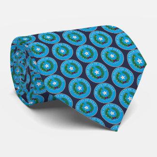 Staats-Siegel von Texas Individuelle Krawatten