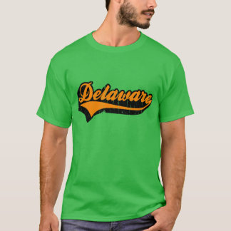 Staats-T-Shirt Delawares US T-Shirt