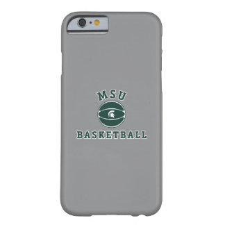Staats-Universität 4 MSU Basketball-| Michigan Barely There iPhone 6 Hülle