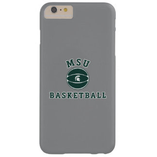 Staats-Universität 4 MSU Basketball-| Michigan Barely There iPhone 6 Plus Hülle