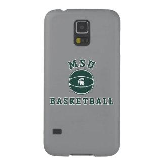 Staats-Universität 4 MSU Basketball-| Michigan Galaxy S5 Hüllen