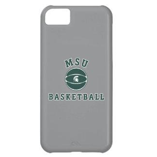 Staats-Universität 4 MSU Basketball-| Michigan iPhone 5C Hülle