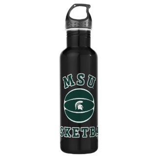 Staats-Universität 4 MSU Basketball-| Michigan Trinkflasche