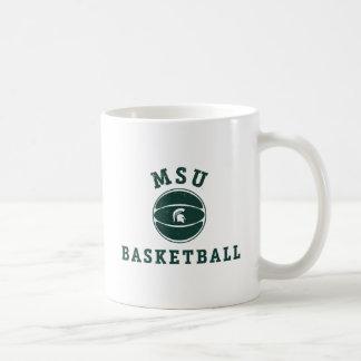 Staats-Universität MSU Basketball-| Michigan Kaffeetasse