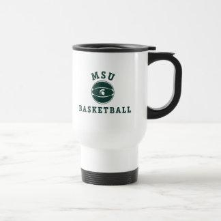 Staats-Universität MSU Basketball-| Michigan Reisebecher