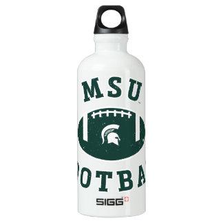 Staats-Universität MSU Fußball-| Michigan Wasserflasche