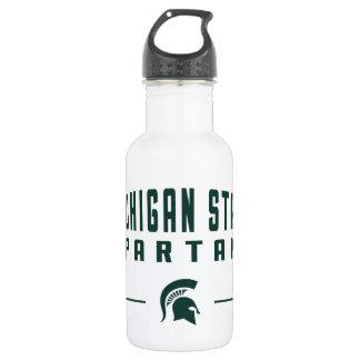 Staats-Universität MSU Wimpel-| Michigan Trinkflasche