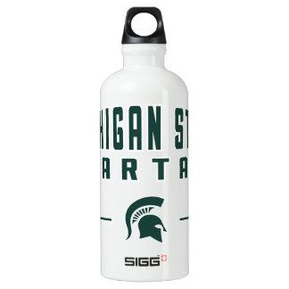 Staats-Universität MSU Wimpel-| Michigan Wasserflasche