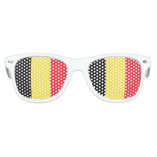 Staatsflagge von Belgien Kinder Sonnenbrillen