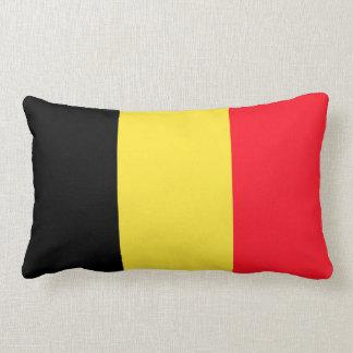 Staatsflagge von Belgien Lendenkissen