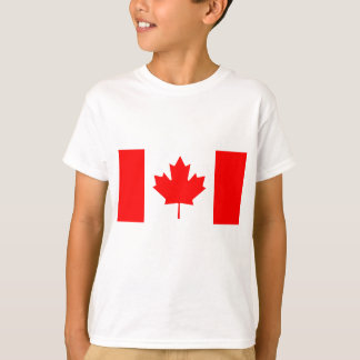 Staatsflagge von Kanada - Drapeau DU Kanada T-Shirt