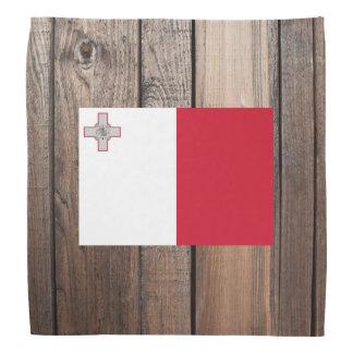 Staatsflagge von Malta Halstuch