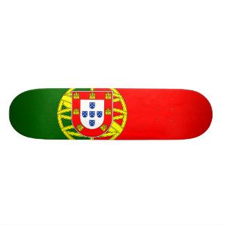 Staatsflagge von Portugal Skate Board