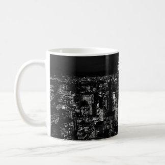 Stadt-Entwurf Kaffeetasse