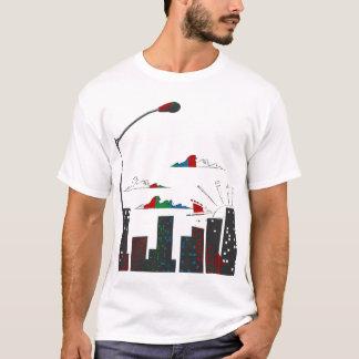 Stadt-Farben T-Shirt