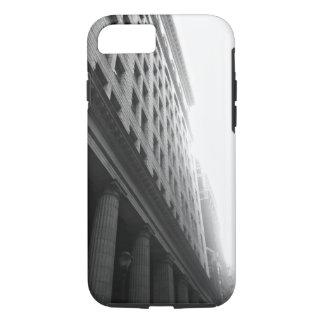 Stadt-Gebäude-Telefon-Kasten iPhone 7 Hülle