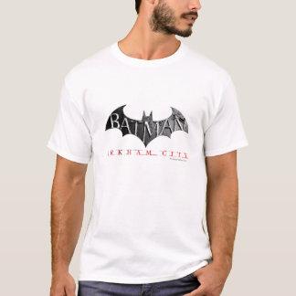 Stadt-Logo Batmans Arkham T-Shirt