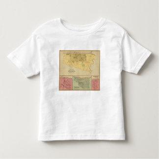 Stadt von Augusta mit Tietzville, Pflege Kleinkinder T-shirt