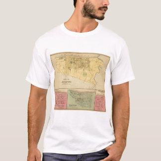 Stadt von Augusta mit Tietzville, Pflege T-Shirt