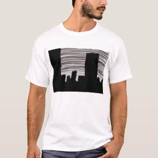 Stadt zwei T-Shirt