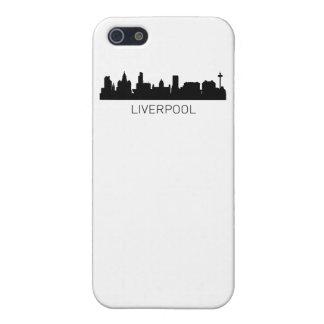 Stadtbild Liverpools England Hülle Fürs iPhone 5