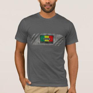 Städtische Reggaekassette T-Shirt
