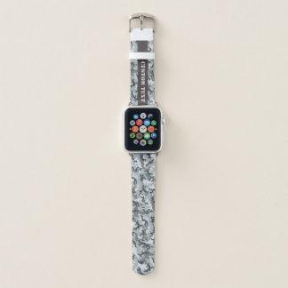 Städtische Tarnung Apple Watch Armband