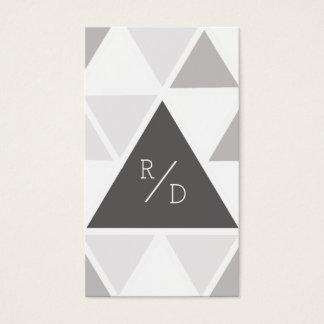 Städtische u. moderne kundenspezifische visitenkarte