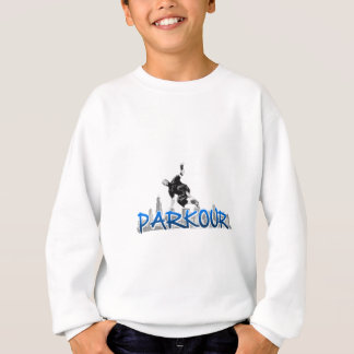 Städtischer Parkour Gang Sweatshirt