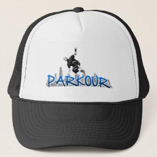 Städtischer Parkour Gang Truckerkappe