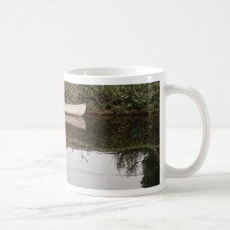 Städtisches Kanu Venedig Kalifornien Kaffeetasse