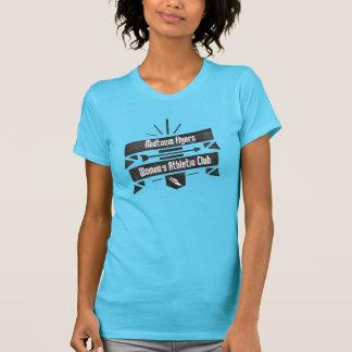Stadtmitte-Flyer-athletischer Verein T-Shirt