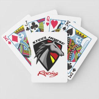 StahlPferderennen-Spielkarten Bicycle Spielkarten