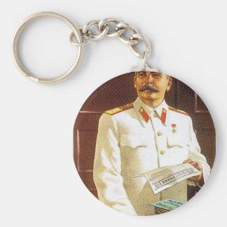 Stalin-Plakatkunst Schlüsselband