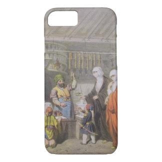 Stallholder, das gewürzte Zartheit beim Bazaa iPhone 8/7 Hülle