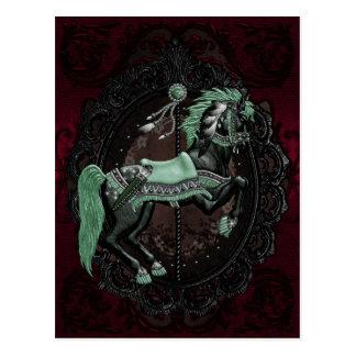 Stallion Postkarte