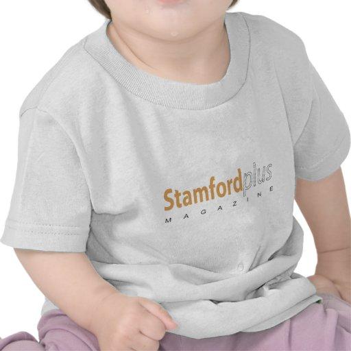 Stamford plus la magazine t-shirt