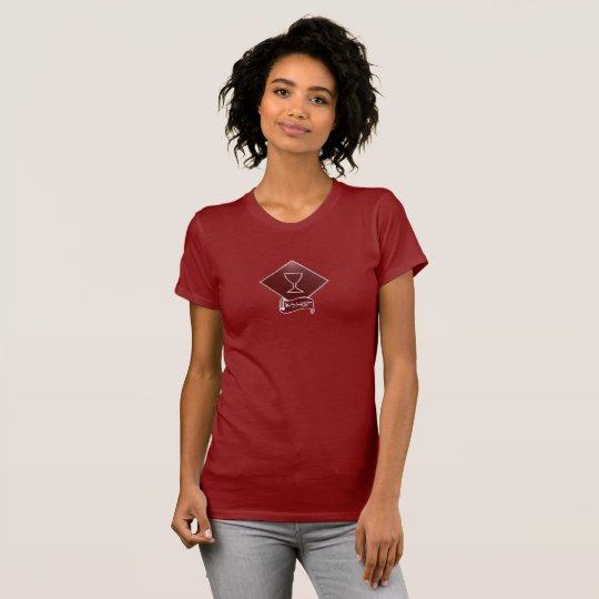 Stamm der Asher-Wappen-Frauen verurteilen Jersey-T T-Shirt