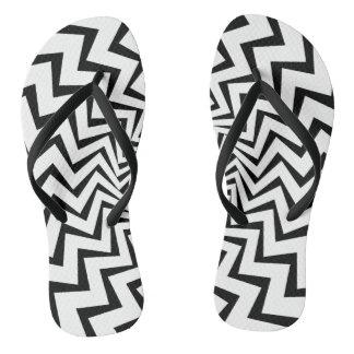 Stammes- Blitz-Bolzen Flip Flops