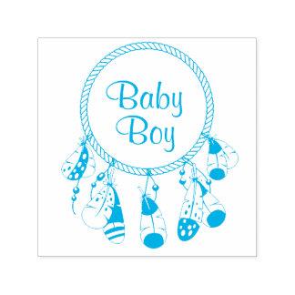 Stammes- Dreamcatcher Boho Baby Permastempel
