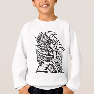 Stammes- Entwurfs-T - Shirt Tongas