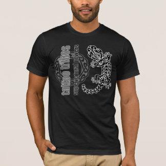Stammes- Geckot-stück T-Shirt